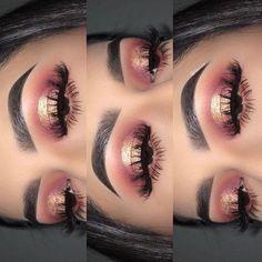 beaux yeux - Make-up Ideen - Maquillage Makeup Dupes, Skin Makeup, Eyeshadow Makeup, Beauty Makeup, Eyeshadows, Sephora Makeup, Makeup Kit, Makeup Brush, Makeup Products