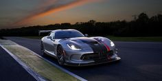 Dodge Viper Production - 2017 Special Edition Viper