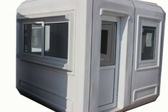 Cabina de paza 270x270x240 cm.