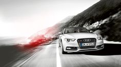 Open driving pleasure or comfortable four-seater. Moment of force or moments of calm. The Audi S5 Convertible is what you want it to be. Source: Audi AG