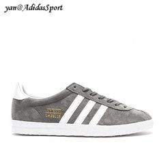 fd3f4e1bcd37f Adidas Originals Gazelle OG women shoe Forte grey white Bluebird HOT SALE!  HOT PRICE!