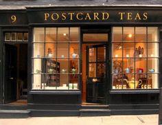 Postcard Teas in London