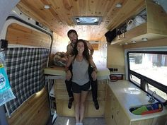 Deciding on the right type of van could be the most important thing you do when building your adventuremobile, so take your time; Photo courtesy of the Sprinter Van Diaries Bus Life, Camper Life, Diy Camper, Truck Camper, Camper Van, Sprinter Van Conversion, Camper Conversion, T2 T3, Van Dwelling