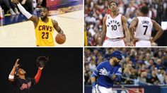 Toronto renews sports rivalry with Cleveland