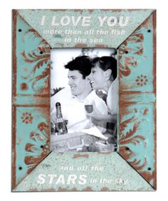 Look what I found on #zulily! 'I Love You' Frame by Wilco #zulilyfinds