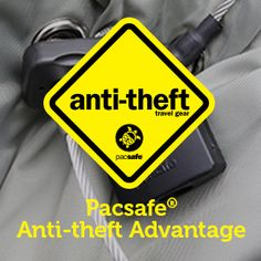 Pacsafe Anti-Theft Travel Bags and Travel Accessories | Pacsafe