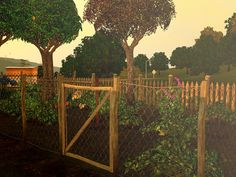 Love this garden design in the sims 3