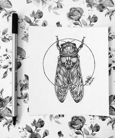 Bug #illustration #art