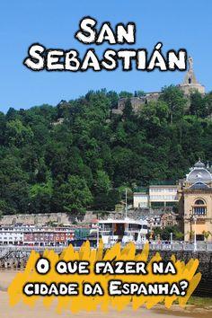 Saiba o que fazer em San Sebastián, na Espanha. Tudo que você precisa saber sobre turismo no País Basco com dicas para planejar seu roteiro de viagem.
