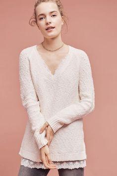 Laced Betten Sweater