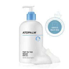 Atopalm Calming Body Wash 300ml / 10.14oz  #Atopalm #333korea #skincare #beauty #koreacosmetics #cosmetics #oppacosmetics #cosmetic #koreancosmetics