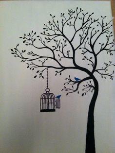 tree painting #3