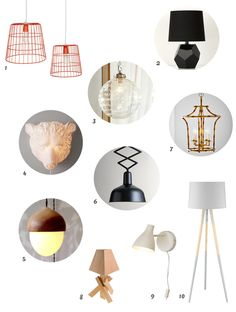 Our Company Kids Wire Pendant Lamps were featured on Apartment Therapy's Stylish Lighting Finds from Kids Stores!
