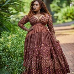 Latest African Fashion Dresses, African Print Dresses, African Print Fashion, African Dress, Traditional African Clothing, Traditional Outfits, Seshoeshoe Dresses, Party Dresses, Curvy Girl Fashion
