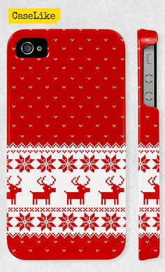 #Gift #Christmas #iPhone #Case Christmas iPhone 5 Case by #caselike on Etsy, $22.00