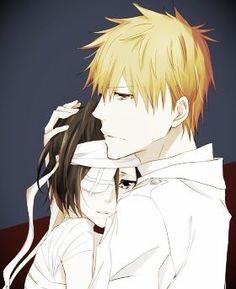i'm a fan of ichihime though,still...here's an ichiruki...i still love just and only ichihime