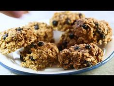 These breakfast cookies are a great make ahead healthy option that are also super portable! I've been feeling a little sentimental lately.  My little boy is going to be one years old in just a few weeks and I'm not sure where the time went.  It's crazy thinking about those first few weeks home with …