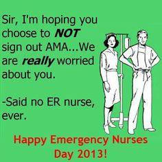 ER Nursing