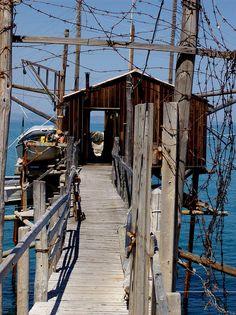 la strada porta...nel mare by teresa.manuzzi, via Flickr