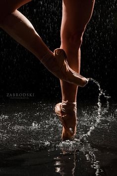 Photograph Ballet and water by Ivan Zabrodski on 500px