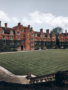 PrincessKate — Selwyn College, in the heart of the University of... Stratford Homes, Close Your Eyes, In The Heart, Louvre, University, England, College, Mansions, House Styles