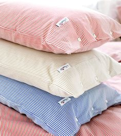 Newport Collection Cape Cod, from our shop. Feng Shui Plants, Treasure Maps, Media Center, Bed Covers, Home Textile, Newport, Blue Stripes, The Hamptons, Home Accessories