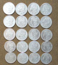 ORIGINAL ROLL 1898-S MORGAN SILVER DOLLARS..  CH/GEM BU  http://rover.ebay.com/rover/1/711-53200-19255-0/1?ff3=2&toolid=10039&campid=5338180768&item=192390189112&vectorid=229466