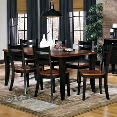 Jake Dining Table 7 Piece
