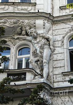 Prague - The Watcher