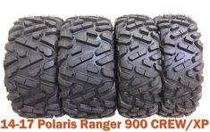 Polaris Ranger 800 Crew fullsize 2010-2014 front // rear EMGO Disc Brake Pad
