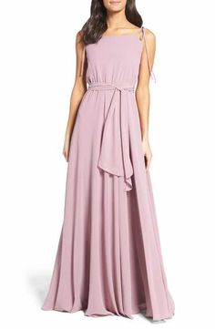 Ceremony by Joanna August Chiffon Gown