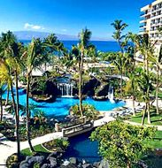 Marriott's Maui Ocean Club - Molokai, Maui and Lanai Towers  All the space you need and the luxury you want.