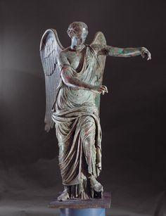 Santa Giulia City Museum   Turismo Brescia - The Winged Victory