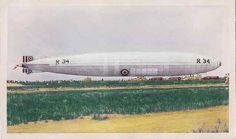 zeppelin R-34
