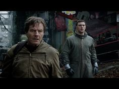 The Godzilla official main trailer is out!