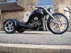 SS Trike -  I want this!!!!!