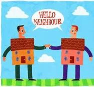 """September 26th is """"National Good Neighbor Day"""" Relationship between neighbors can often be tricky as dinner parties invitations, house sitting obligations and the ever-lovely 'please keep your new puppy out of my rose garden' sentiments tend to arise. But in the '70s a Lakeside, Montana resident wanted to celebrate her closest friends who lived next door. The day was recognized by her local congressman, multiple governors and Presidents Nixon, Ford & Carter and voila! its now a national…"""