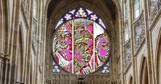 Create Your Stained Glass Portrait!