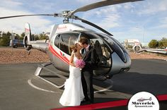 Magic at twilight, the Las Vegas Strip offers bewitchingly beautiful views and photo opportunities as you tie the knot in an extended flight over #HooverDam and Lake Mead.