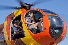 Open-Door Helicopter Tour over Oahu