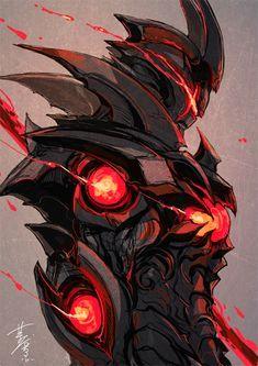 Super Ideas For Fantasy Art Male Warriors Armors Fantasy Male, Fantasy Armor, Dark Fantasy Art, Dark Art, Fantasy Character Design, Character Design Inspiration, Character Art, Anime Kunst, Anime Art