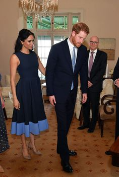 Meghan Markle's Royal Tour Outfits Have Cost a Total of $50k and Counting