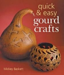 Free Gourd Crafts | Buy Quick And Easy Gourd Crafts (Rural Crafts Book) by Mickey Baskett ...