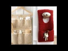 DIY - COMO HACER UN ORGANIZADOR DE PARED - TUTORIAL | Danii's Ways ♡ - YouTube