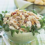 Chicken Salad with Dried Cranberries Recipe | MyRecipes.com