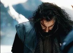 Thorin.  The Hobbit: The Battle Of The Five Armies.