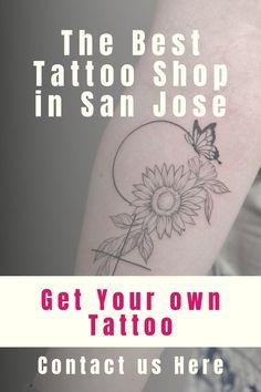 Top tattoo shops in San Jose | Soul Imagez Tattoo #thightattoosforwomen #tattoedgirls #tattedchick Best Tattoo Shops, San Jose California, Shopping Near Me, Top Tattoos, Tattoed Girls, Tatting, Shop My, Good Things, Lace Making