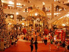 Christmas in Pavillion! - Kuala Lumpur MY