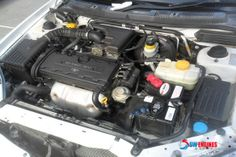 #SWEngines Daewoo nubria.1,998 cc 2 liters in-line 4 front engine with 86 mm bore