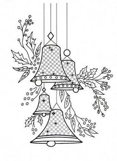 pergamano - Page 9 Christmas Embroidery Patterns, Embroidery Patterns Free, Card Patterns, Vintage Embroidery, Embroidery Designs, Christmas Patterns, Embroidery Thread, Parchment Design, Parchment Cards